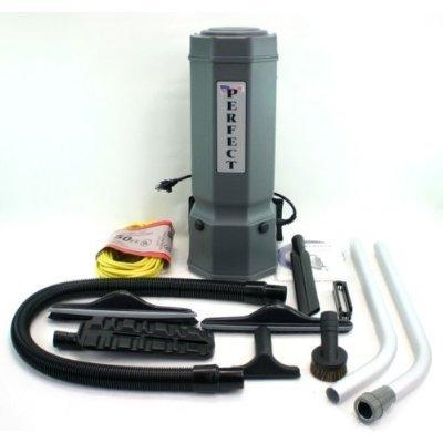 Perfect PB1006 HEPA Certified 6 Quart Commercial BackPack Vacuum