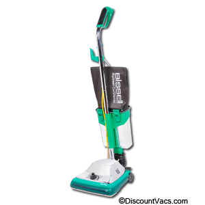 Bissell BG101DC ProCup 12 Inch Commercial Upright Vacuum