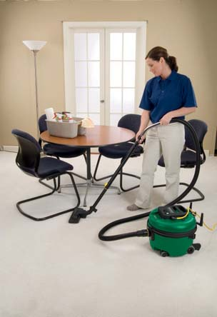 Bissell BG78 Advanced Filtration Commercial Canister Vacuum