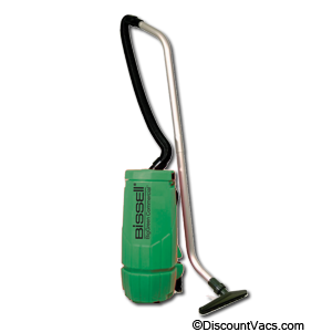 Bissell BGPRO10A Commercial Backpack Vacuum Cleaner