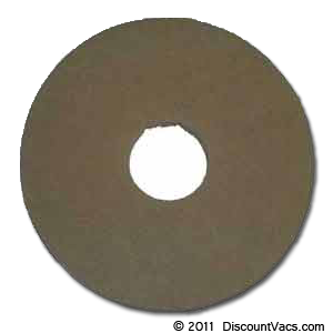 Bissell Lowboy 17 inch Beige Stone Care Pad- Part # 82011