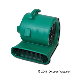 Bissell BigGreen Commercial Air Mover, Part # BGAM3000