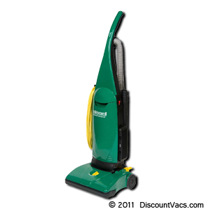 Bissell BigGreen Commercial 13 Inch Pro PowerForce Bagged Upright Vacuum, Part # BGU1451T