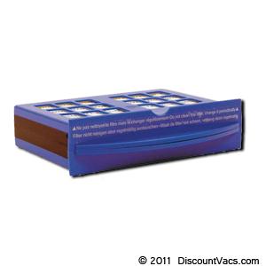 Bissell BigGreen Commercial Exhaust Filter Ulpa (Blue) for BGCOMP9H, Part # ULPACAS-09