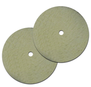 Bissell Lambs Wool Buffing Pads
