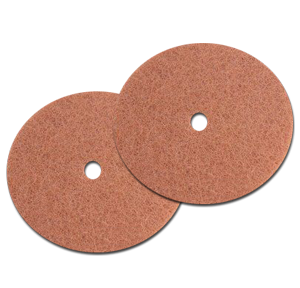Bissell Tan Polishing Pads