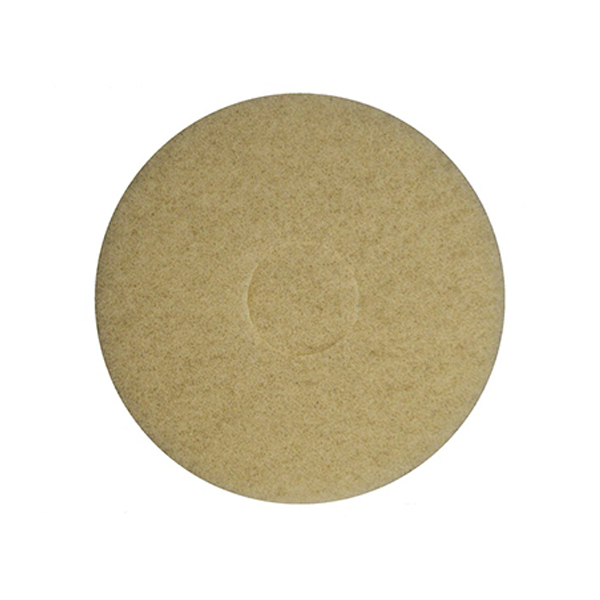 Bissell Beige Stone Care Pad 12 inch